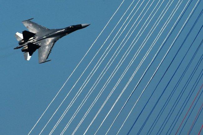 Россия начала сборку истребителей Су-35 для Египта