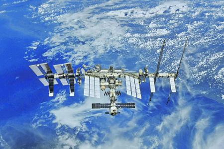 Россия всерьез задумалась о выходе из проекта МКС. Фото с сайта www.roscosmos.ru
