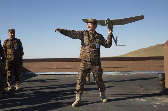 БЛА AeroVironment RQ-11B Raven