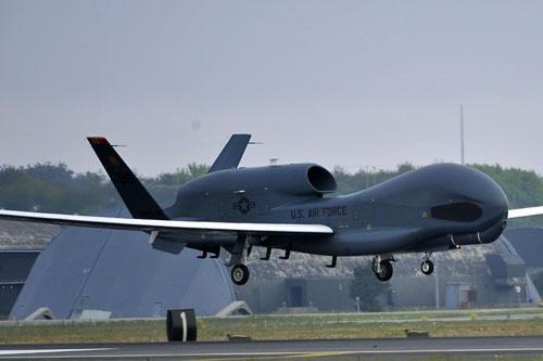 БЛА RQ-4 Global Hawk