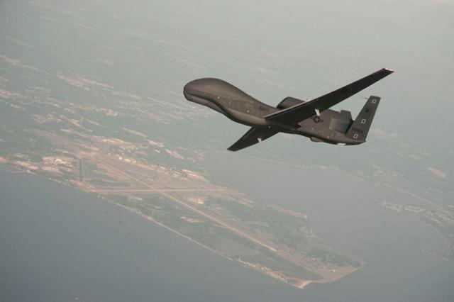 """RQ-4B """"Глобал Хок"""""""