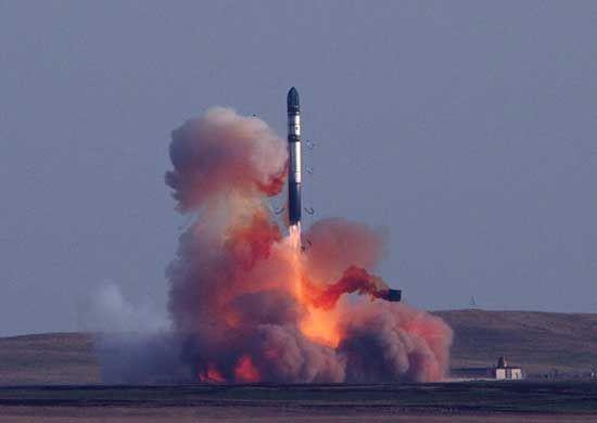 Ракета РС-20Б