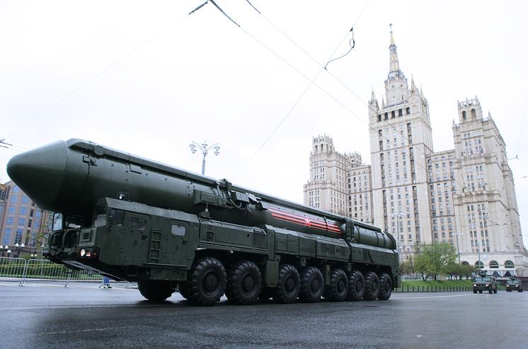 """РС-24 """"Ярс""""."""