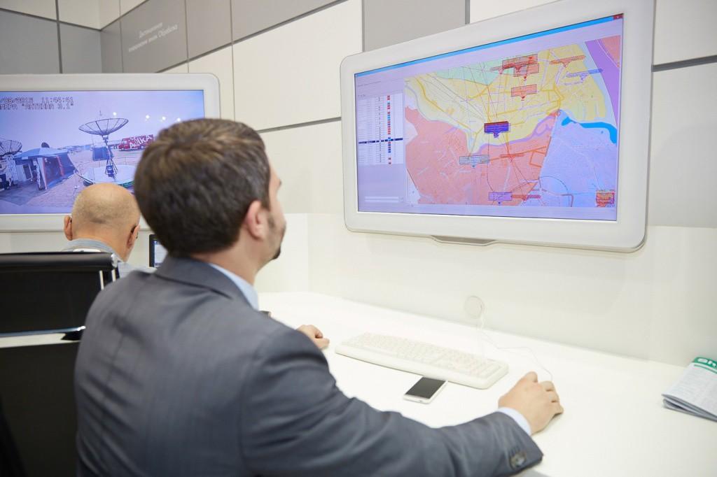 Система мониторинга эксплуатации беспилотных авиационных систем (БАС) и воздушных судов авиации общего назначения (АОН) холдинга «Российские космические системы».