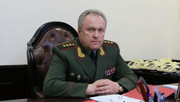 Руководитель ГВСУ СК РФ А.Сорочкин. Архивное фото