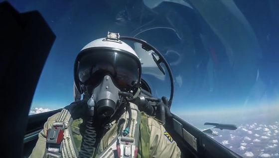 Пилот ВВС России
