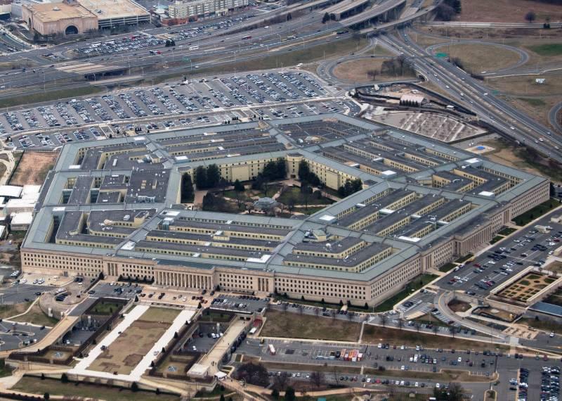 Пентагон, США.