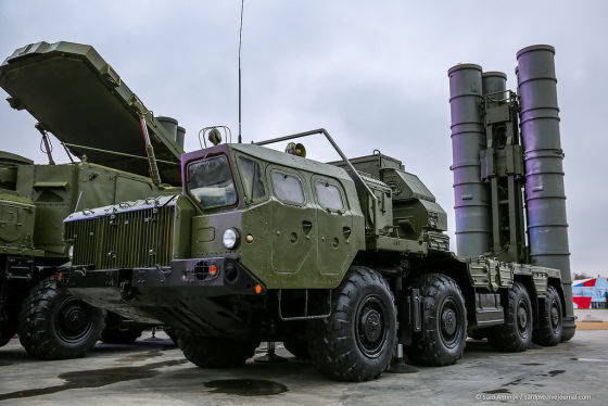ЗРК С-300ПМ2