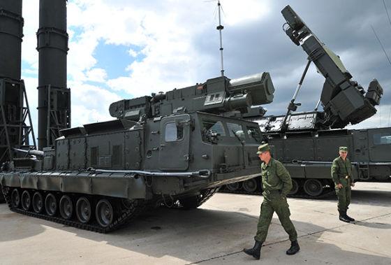 Комплекс ПВО С-300В