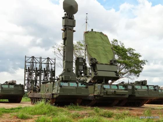 """ЗРС С-300ВМ """"Антей-2500"""""""