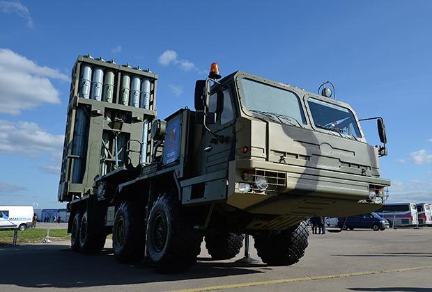 Комплекс ПВО С-350.