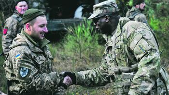 С февраля 2014 года украинское руководство держит курс на вступление страны в Североатлантический альянс. Фото с сайта www.defense.gov