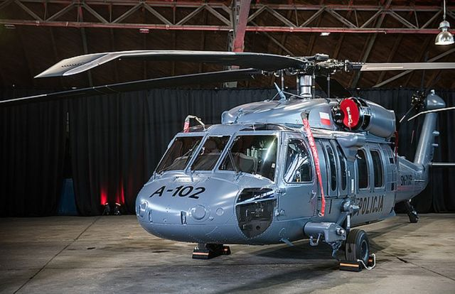 S-70i Black Hawk