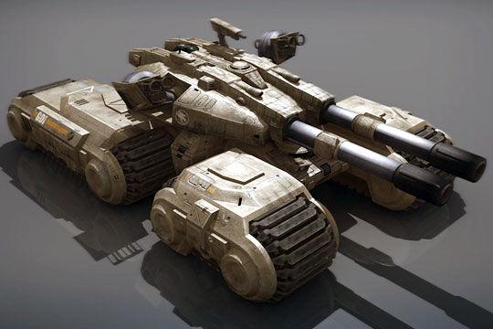 С единой боевой платформой, с роботами, с новыми пушками Гаусса танковые войска обретают новое дыхание