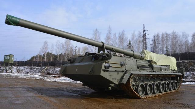 Russian Gun Artillery: Discussion Thread - Page 14 Samohodnaya-pushka-2s7m-malka-4i7emcmk-1587111722.t