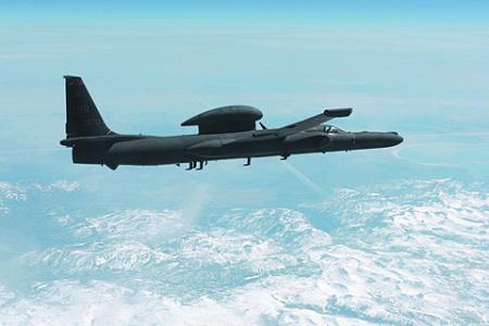 Самолет-разведчик U-2 Dragon Lady до сих пор выполняет секретные миссии. Фото с сайта www.dvidshub.net