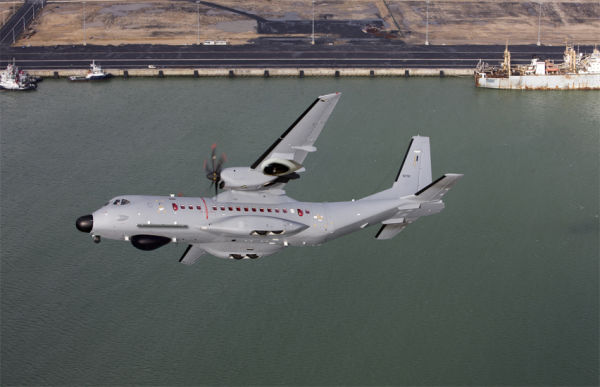 Самолет Airbus C295
