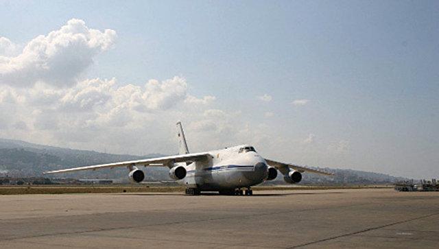 Самолет Ан-124 Руслан ВВС России. Архивное фото.