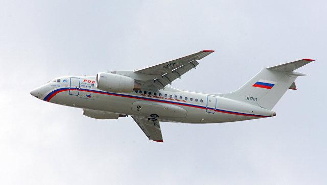 Самолет Ан-148. Архивное фото.