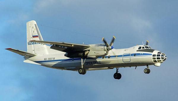 Самолет Ан-30Б. Архивное фото