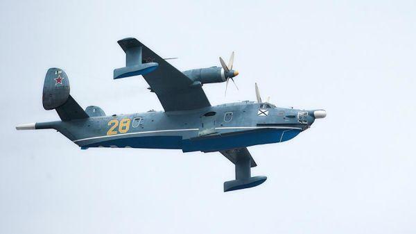 Самолет-амфибия Бе-12