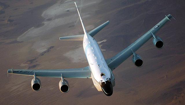 rc-135 самолет фото