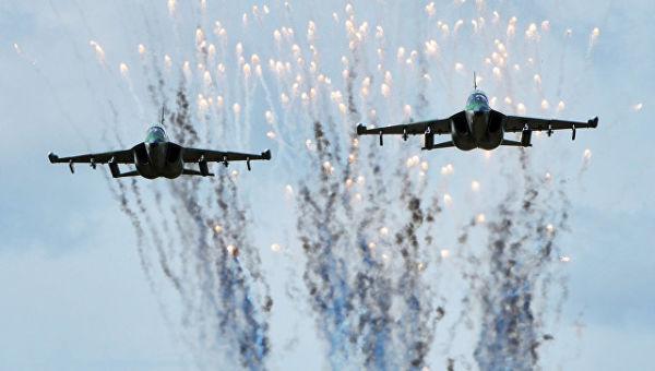 Самолеты Як-130
