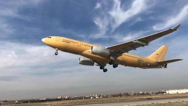 Самолет-заправщик A330MRTT