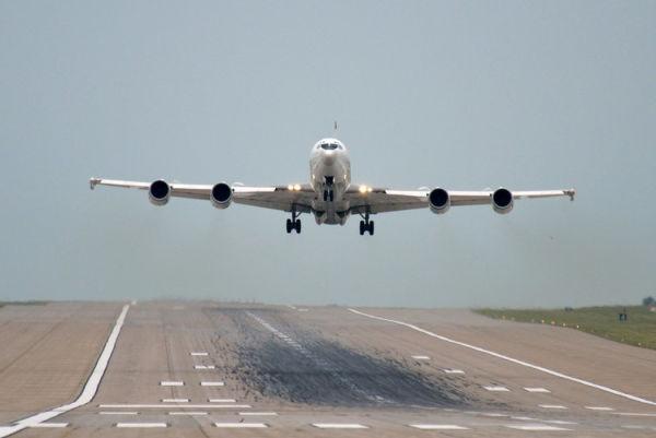 Самолёт управления и связи E-6B.