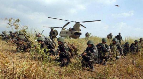 Самые масштабные. США и Филиппины начали совместные военные учения