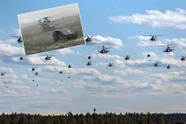 Сармат-2 – новое багги для ВДВ России