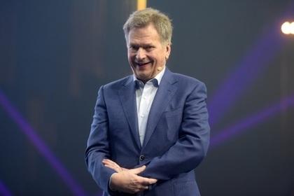Президент Финляндии Саули Ниинистё.