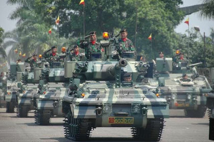 Легкий танк Scorpion