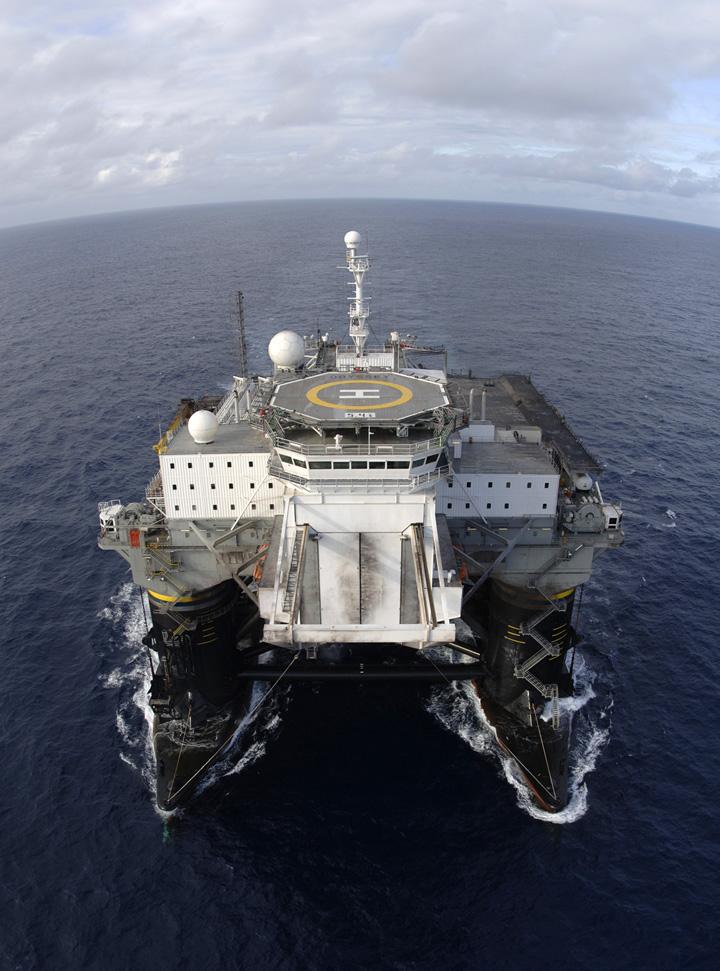 Проект &quot;Морской старт&quot; является проектом создания и эксплуатации ракетно-космического комплекса морского базирования (РККМБ).<br>Источник: http://claudelafleur.qc.ca/.