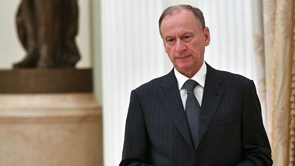 Секретарь Совета безопасности РФ Николай Патрушев. Архивное фото