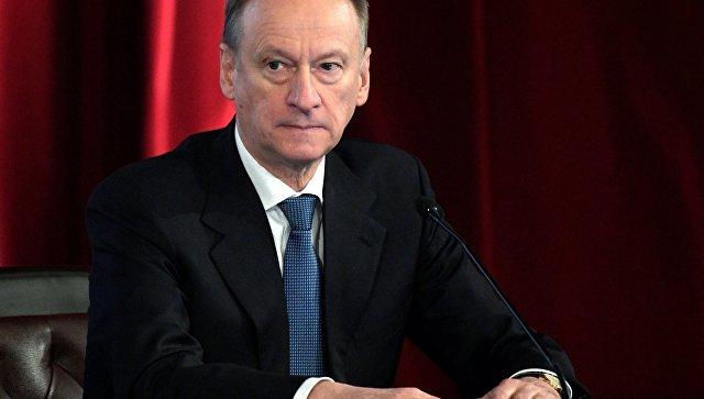Секретарь Совета безопасности РФ Николай Патрушев. Архивное фото.