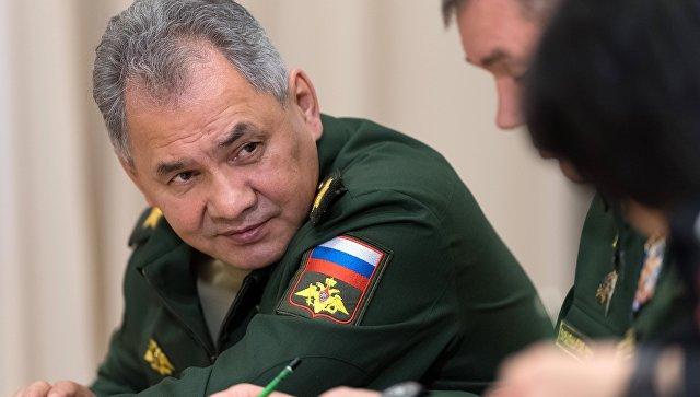 Сергей Шойгу. Архивное фото.