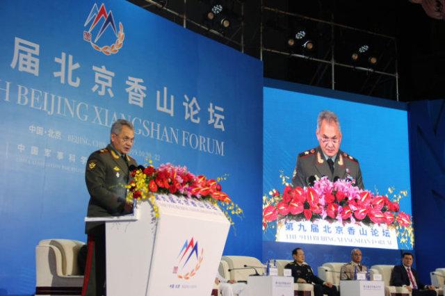Сергей Шойгу: В Юго-Восточной Азии насчитывается порядка 60 террористических организаций.