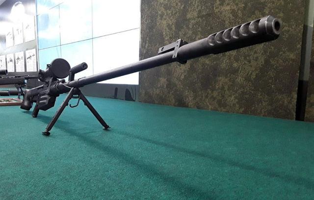 Серийная военная модификация винтовки ОСВ-96