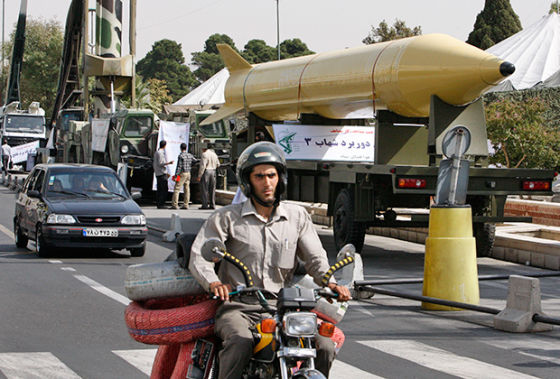 Ракета «Шехаб-3»
