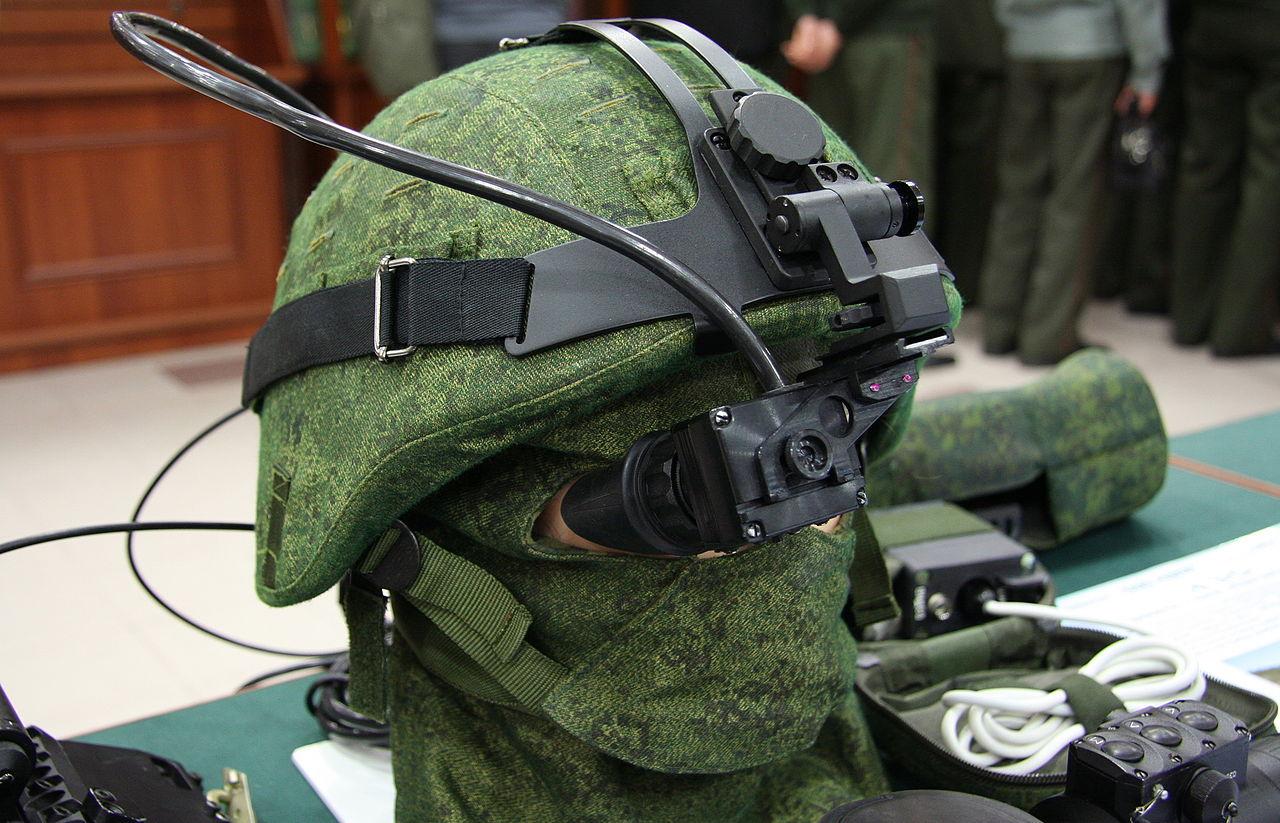 Специальный шлем 1-го класса защиты 6Б47 для Ратника - Продукция ...