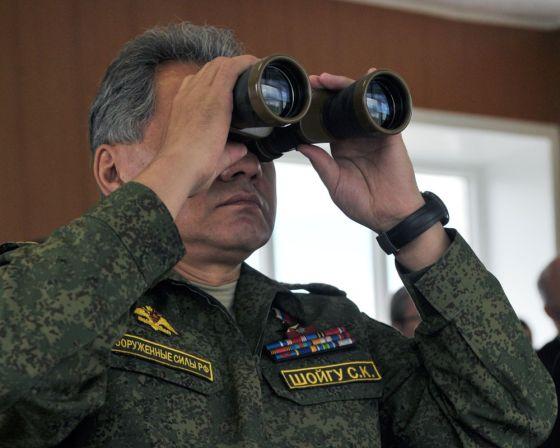 России генерал армии сергей шойгу