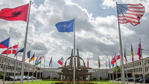 Штаб-квартира НАТО. Архивное фото