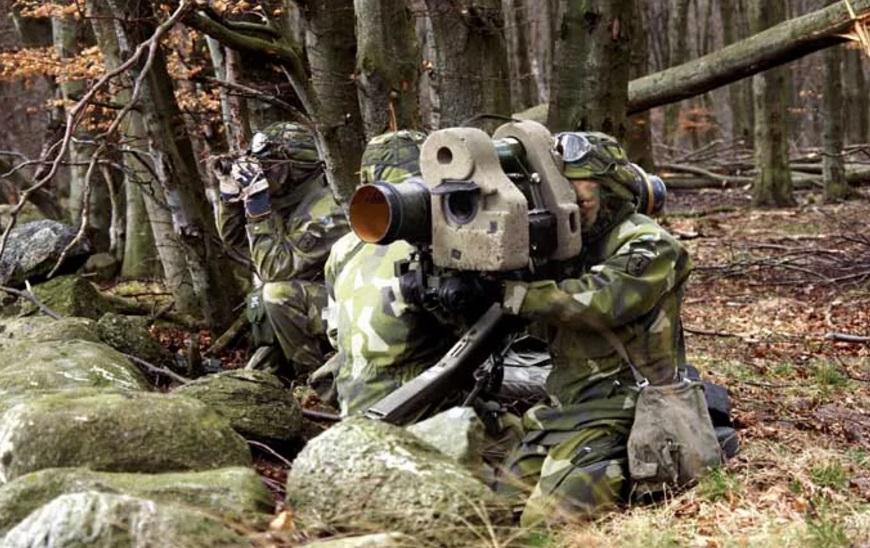 Шведский противотанковый ракетный комплекс Saab Bofors RBS-56 BILL. Для его замены в шведской армии начат процесс закупки на конкурсной основе нового ПТРК RBS-58, которым, по всей видимости, станет иностранный образец.