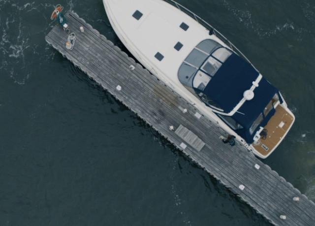 Шведы запустили производство системы самошвартовки для яхт