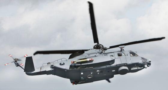 Вертолет Sikorsky CH-148