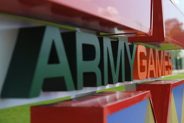 Символика Армейские игры 2018