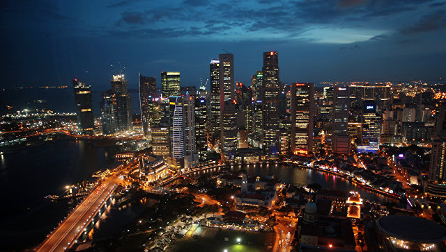Сингапур. Архивное фото.