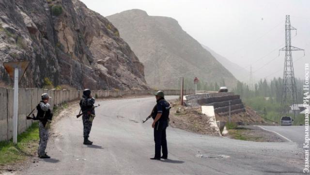 Система анклавов на границе Таджикистана и Киргизии с разными юрисдикциями является базисом для «мутных схем»