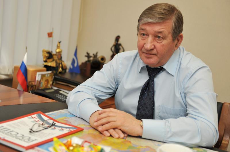 Председатель Совета директоров ЗАО «Двигатели «Владимир Климов – Мотор Сич» Анатолий Петрович Ситнов.